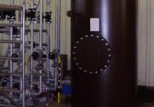Zbiornik ciśnieniowy na olej